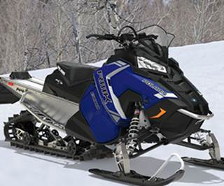 Polaris RMK Snowmobiles