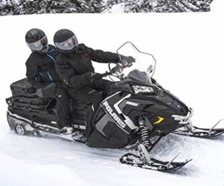 Polaris TITAN Snowmobiles