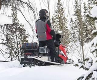 Polaris Voyageur Snowmobiles
