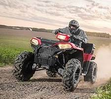 Shop Polaris Sport & Utility ATV today!