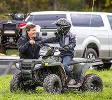 Shop Polaris Youth ATV today!