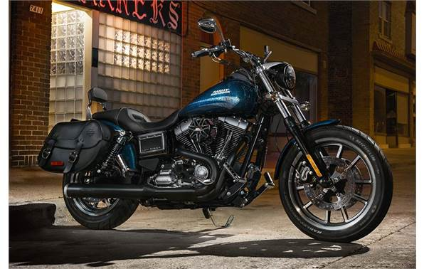 2016 Harley DavidsonR FXDL Low RiderR