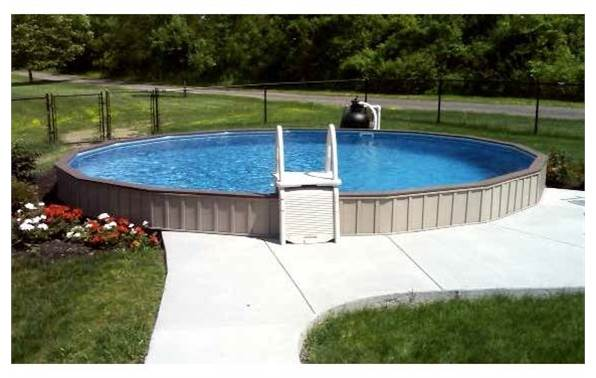 Sutherland Oval Pool 15x30 Majestic Pools Spas Ltd Hudson Ny 518 822 1082