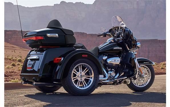 2017 Harley-Davidson® FLHTCUTG Tri Glide® Ultra for sale in Bonduel ...