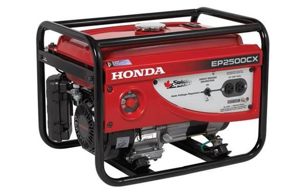 2017 Honda Power Equipment EP2500CX1 For Sale In Wingham ON