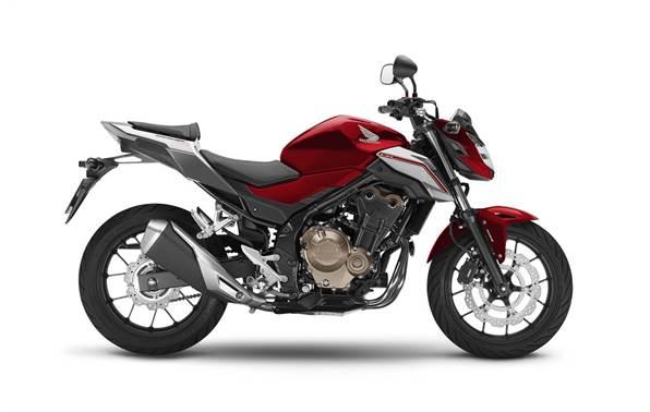 2018 Honda CB500F For Sale In Edmonton AB
