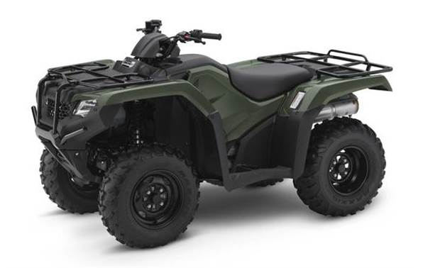 Fourtrax Rancher ATVs