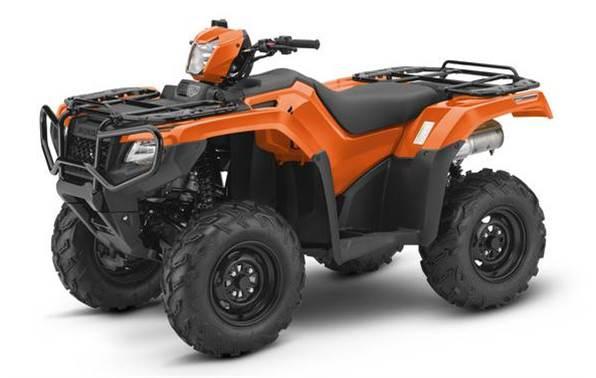 Fourtrax Rubicon ATVs