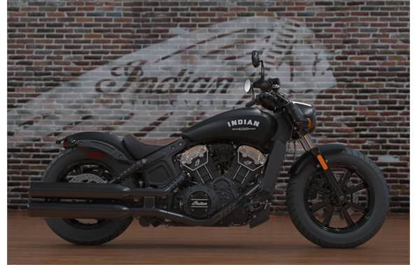 2018 Indian Motorcycle Scout Bobber Abs Thunder Black Smoke For In Worcester Ma Wagner Motorsports 508 581 5950