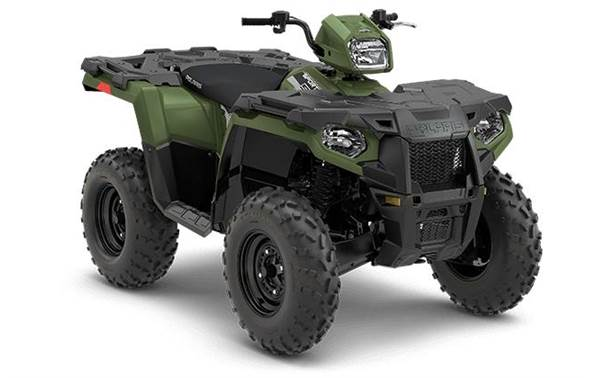 2018 Polaris Industries Sportsman® 570 EPS - Sage Green for sale in