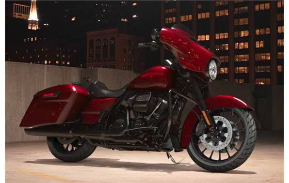 2018 Harley Davidson Street Glide Special Hard Candy Custom Option