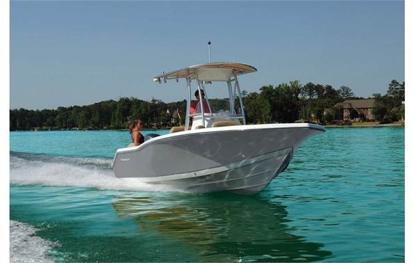 2018 Tidewater Boats 210 LXF for sale in Wilmington, NC | Marker 17 on marine lighting for boats, marine accessories for boats, marine lights for boats, marine seats for boats, marine battery for boats,