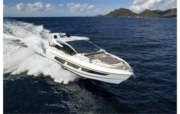 2018 Sunseeker Predator 74 For Sale Seattle Boat Company Newport
