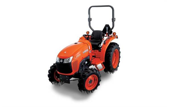 2018 Kubota L2501 HST 4WD for sale | Cook Tractor Co  (601