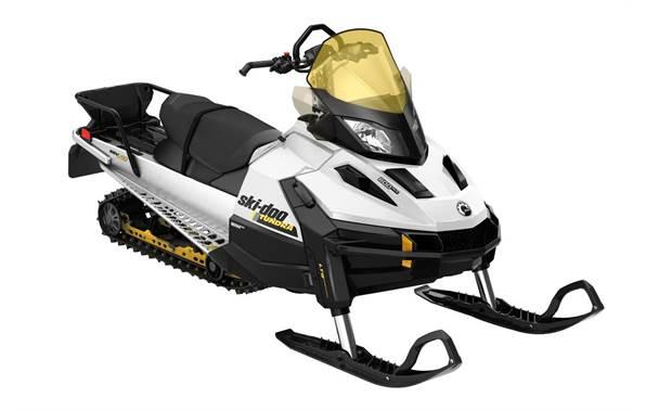 2019 Ski-Doo Tundra Sport 600 ACE White