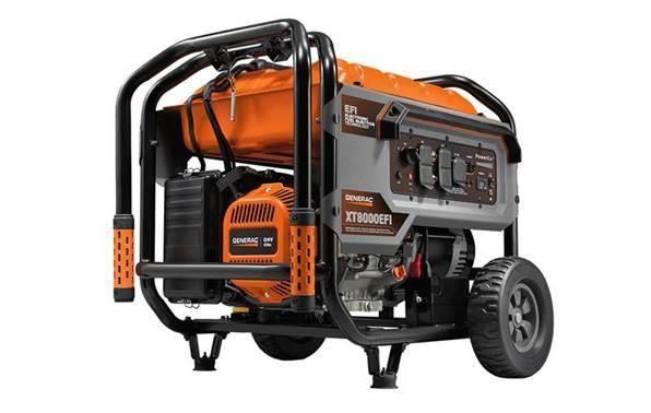 2018 Generac XT8000EFI Model #7162 for sale in Jackson, GA