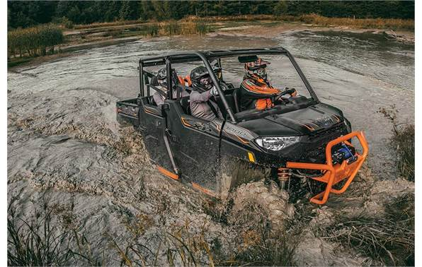 2019 Polaris Industries RANGER CREW® XP 1000 EPS High Lifter Edition