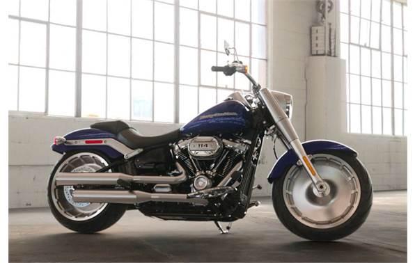 2019 Harley Davidson Fat Boy 114 Custom Color Option