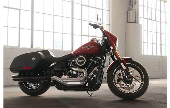 2019 Harley Davidson Sport Glide Color Option