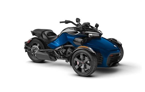 2019 Can-Am Spyder® F3-S SM6