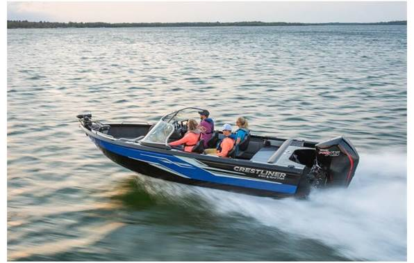2019 Crestliner 2150 Sportfish SST for sale in Peterborough