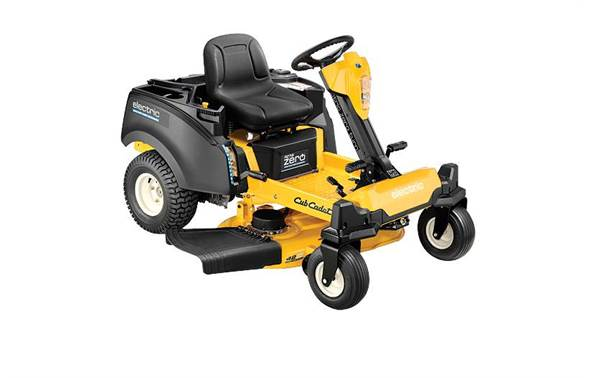 2019 Cub Cadet RZT S Zero Electric Zero-Turn Rider