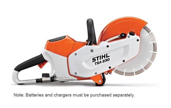 2019 Stihl Tsa 230 For In Dollar Bay Mi Ward S Outdoor Equipment Repair 906 482 6255