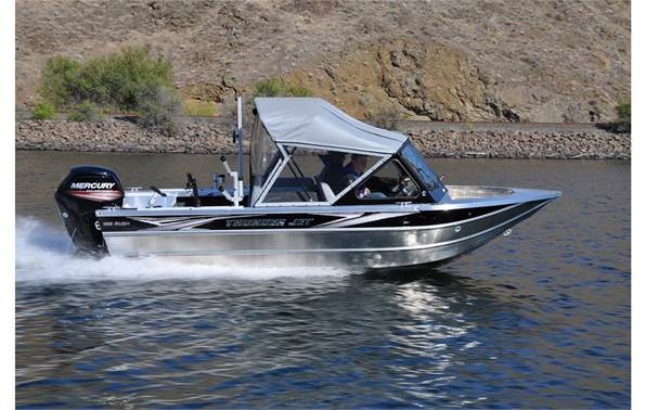 2019 Thunder Jet 186 Rush for sale | Robbins Marine (570