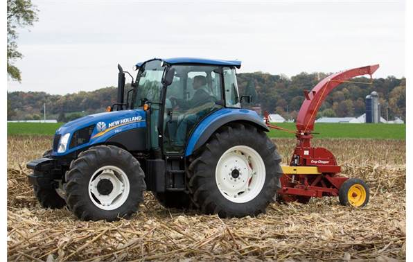 2019 New Holland Agriculture Crop Chopper® Flail Harvester 38 for