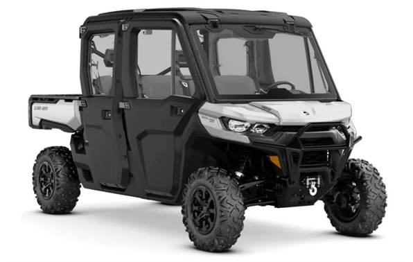 2020 Can-Am Defender MAX XT™ Cab HD10