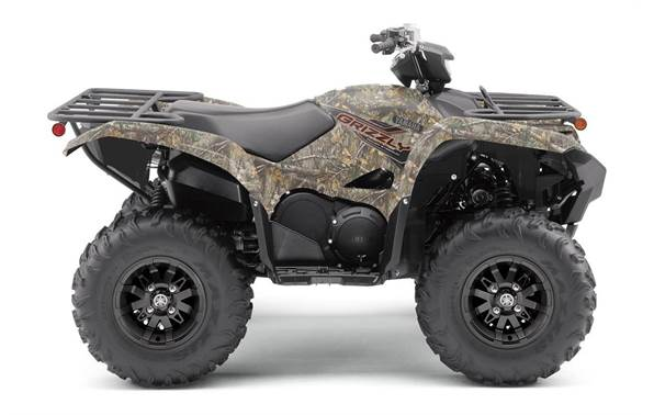 Edge Of Alaska New Season 2020 2020 Yamaha Grizzly EPS   Realtree Edge for sale in Fairbanks, AK