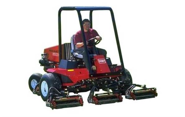 Toro Reelmaster® 5200-D Fairway Mower for sale in Bessemer