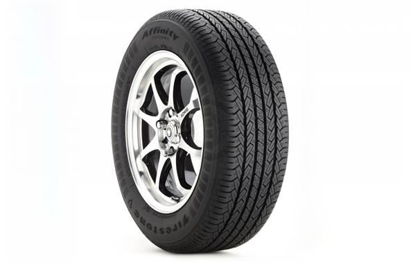 Firestone Affinity Touring >> Firestone Affinity Touring Tire For Sale Priority 1 Automotive