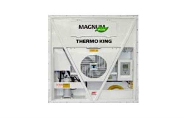 Magnum Plus® Container Refrigeration System Thermo King of