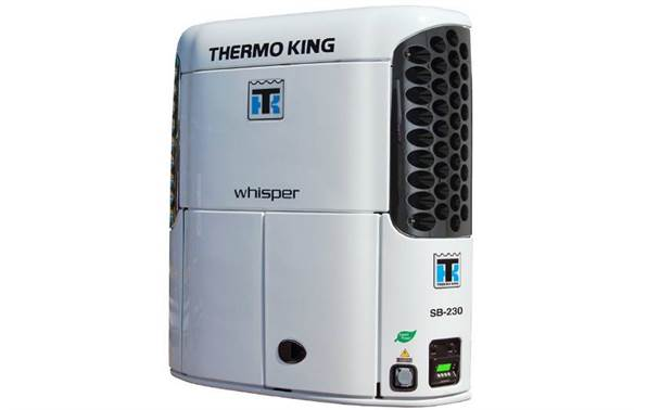 SB-230 Trailer Refrigeration System Thermo King of Mid