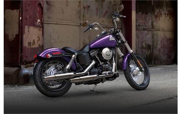 2014 Harley-Davidson® FXDB Street Bob® - Hard Candy Color Option for ...