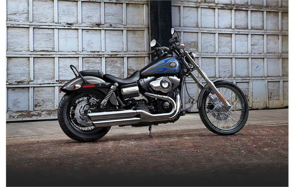2014 Harley-Davidson® FXDWG Wide Glide® - Two-Tone Option for sale ...