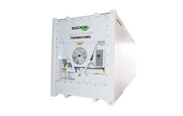 MAGNUM PLUS® Container Refrigeration System THERMO KING CALGARY