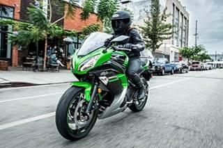 Ninja-Series Street Bikes