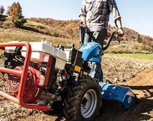 Harvester Series Tractors