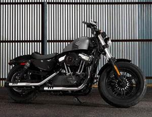 Sportster Forty-Eight Model