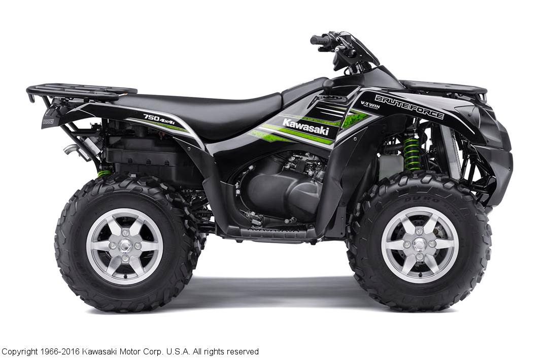 2016 Kawasaki Brute Force 750 4x4i Eps For Sale In Presque