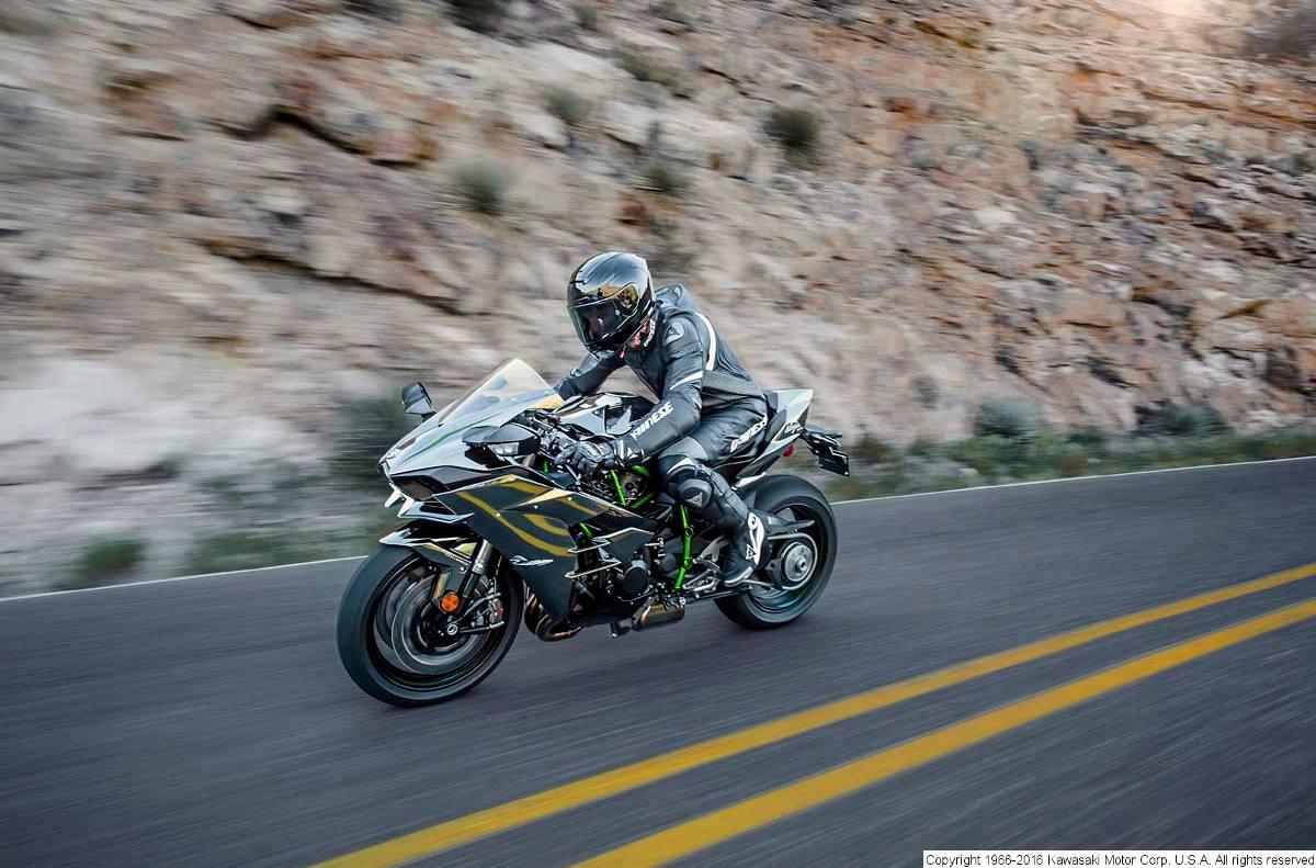 2016 Kawasaki Ninja H2TM For Sale In ROXBORO NC