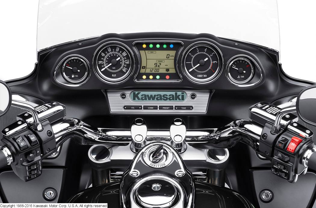 2016 Kawasaki Vulcan® 1700 Voyager® ABS for sale in Ellicott City