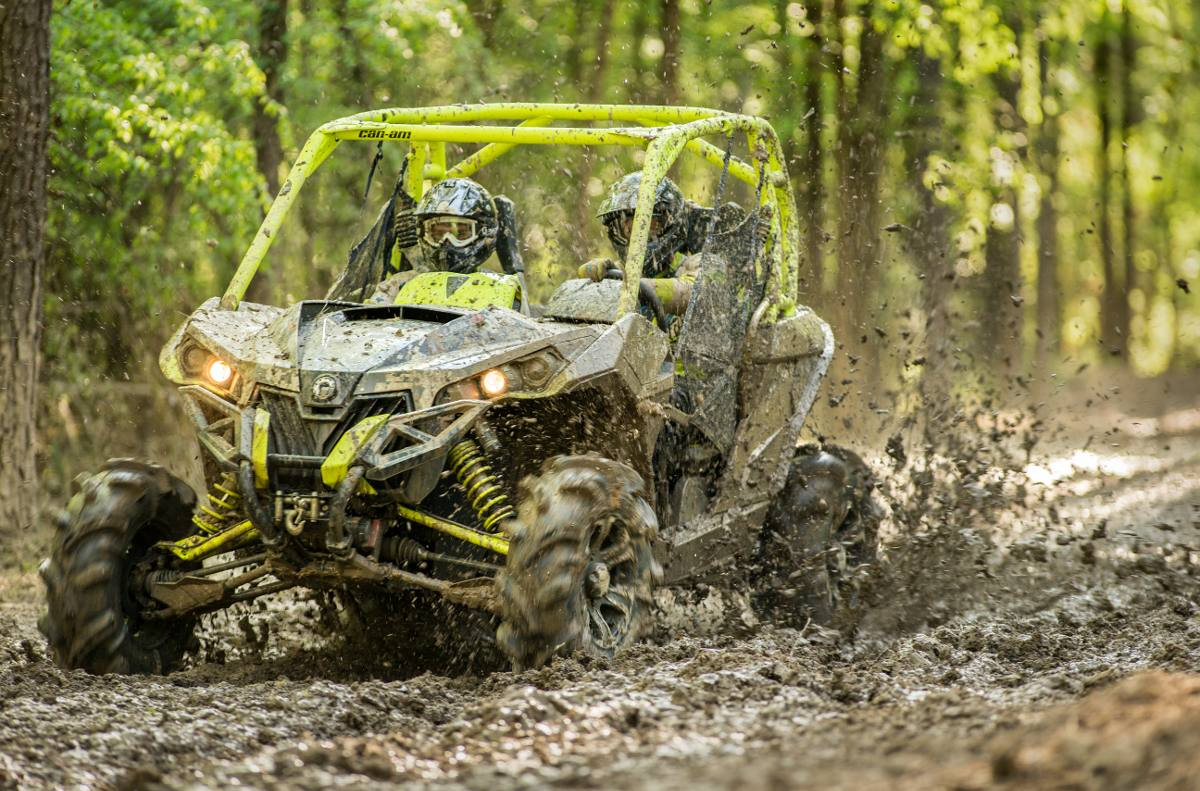 2017 Can Am 1000 >> Hunter's Recreational Products