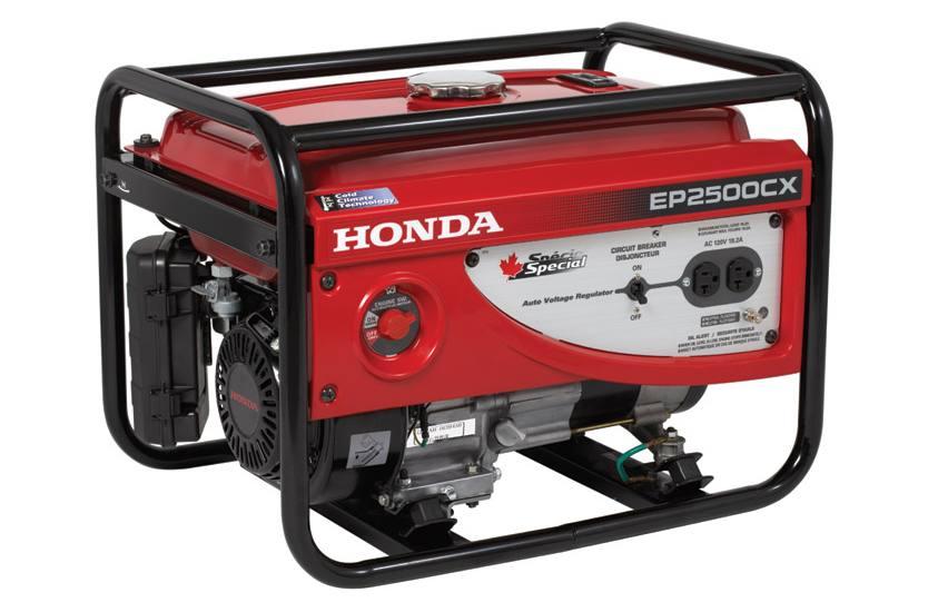 small gasoline in item alternator honda genset generators set generator
