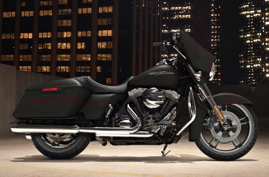 2016 Harley Davidson Flhxs Street Glide Special Color Option For