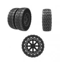 Terrainarmor Non-Pneumatic Tires