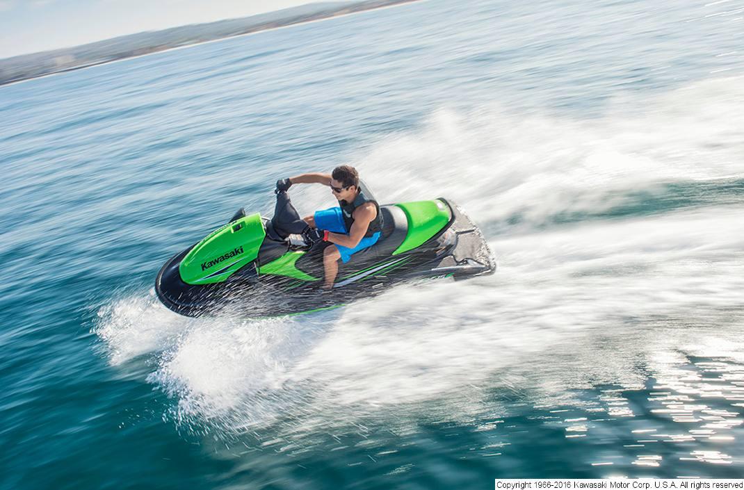 2016 Kawasaki Jet Ski® STX®-15F