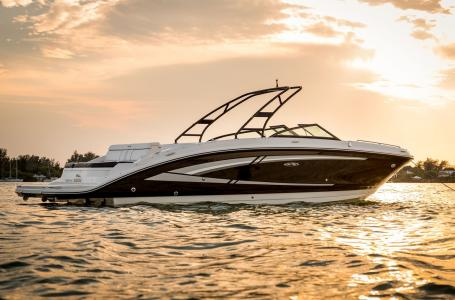 For Sale: 2016 Sea Ray 270 Sundeck 27ft<br/>Hutchinson's Boat Works